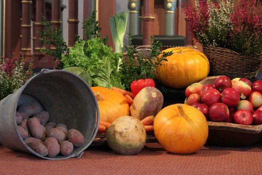 Høsttakkefest 14. oktober