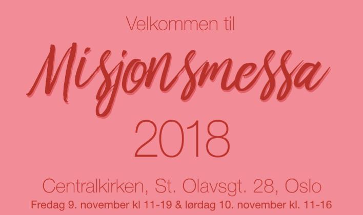 Misjonsmessa 2018
