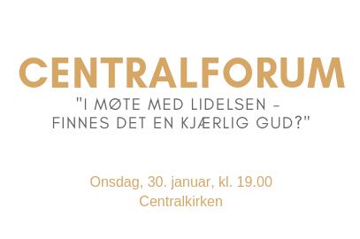 Årets første CentralForum