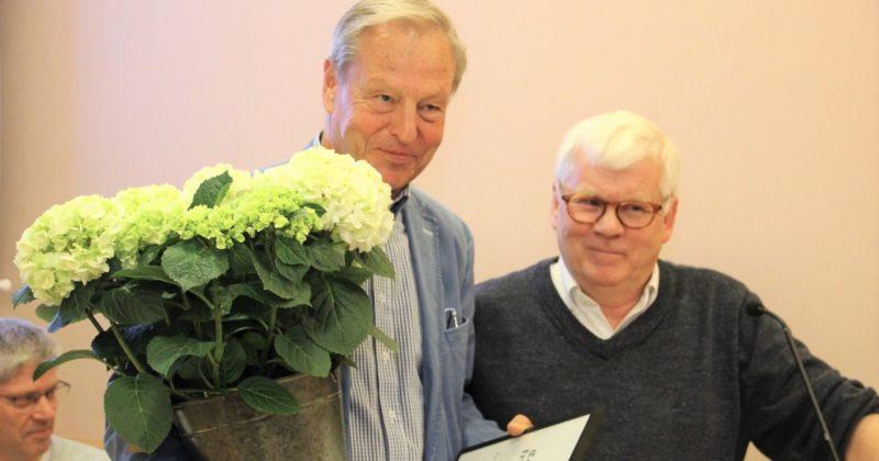 Frivillighetsprisen til Egil Ragnar Svendsen