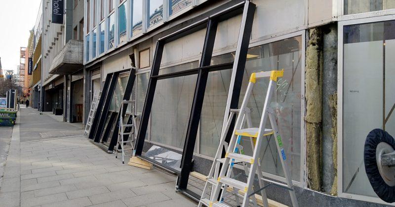 Nye karmer og vinduer