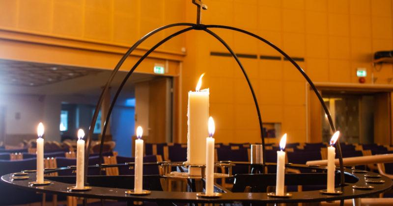 Gudstjeneste 26.09 med dåp og konfirmasjon